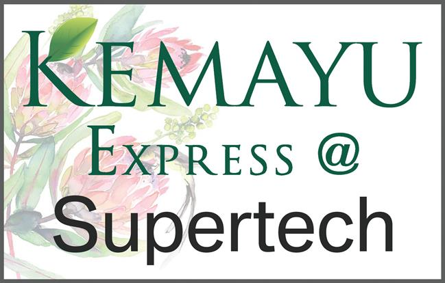 kemayu express spa supertech