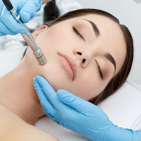 Facial treatments in Hillcrest