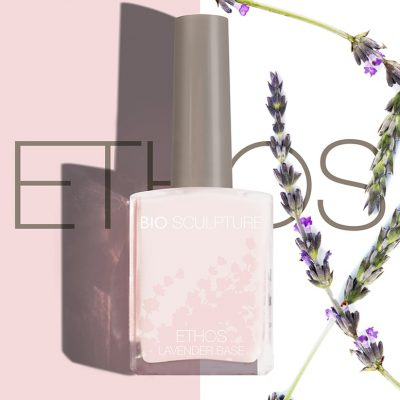 Lavender Base Nail Treatment
