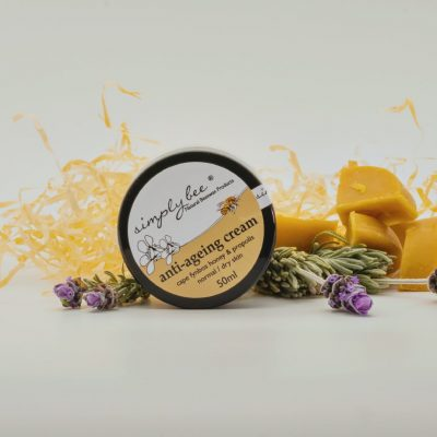 Natural and Anti-Ageing Cream