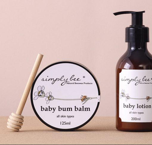 natural baby bum cream