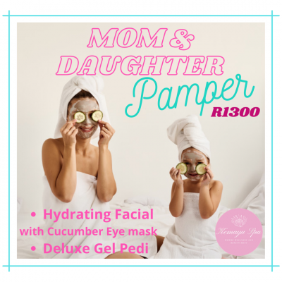 Mom and Daughter Package Voucher